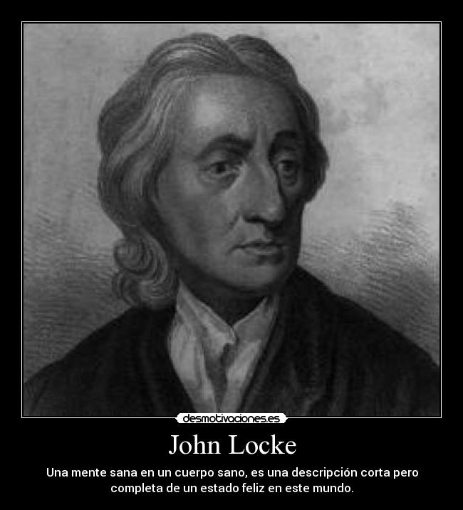Locke philosophy