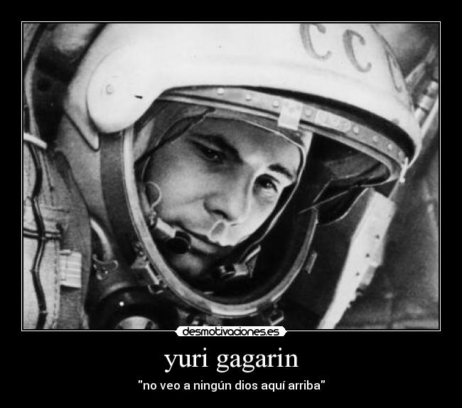 Fotos de Yuri Gagarin Yurigagarin