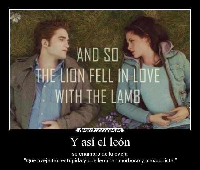 Y Así El León Desmotivaciones