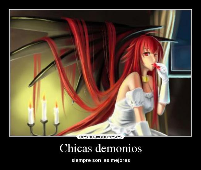 Juegos como chica demonio