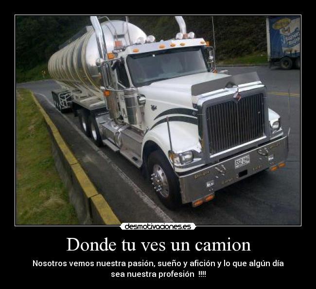 Para los camioneros 2 - 2 2