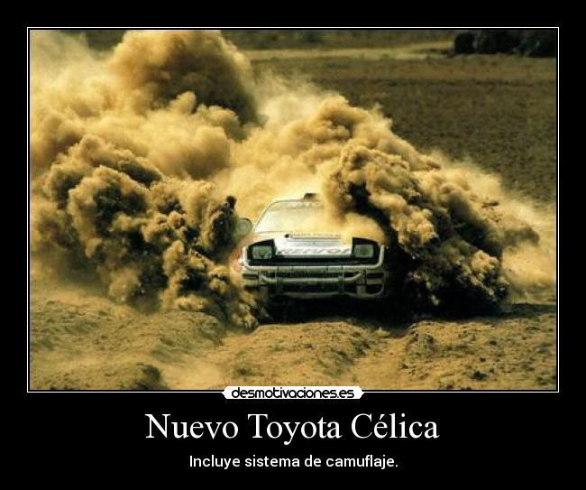 Desmotivaciones de Autos.