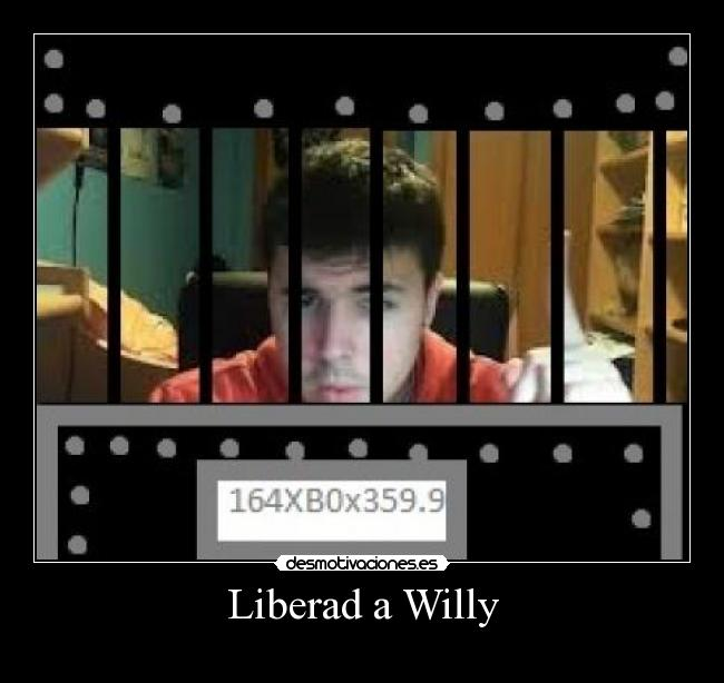 Liberad a Willy -