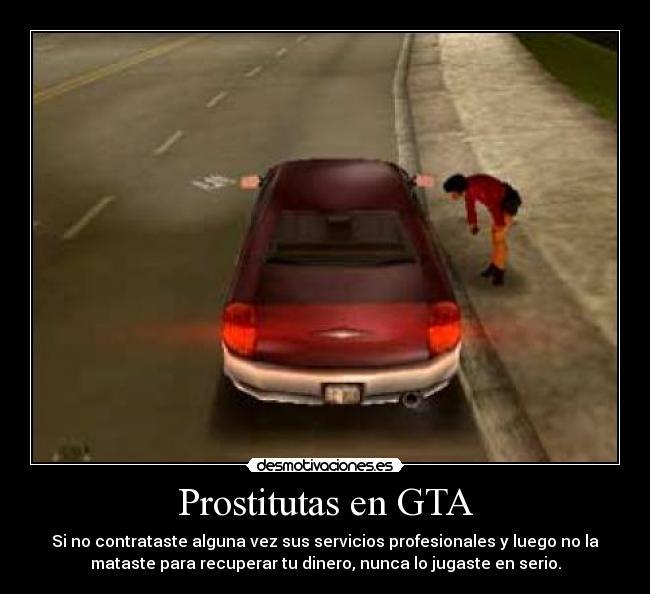 prostitutas gta prostitutas hacen porno