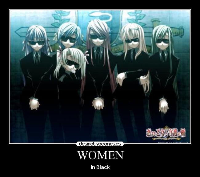 WOMEN - In Black