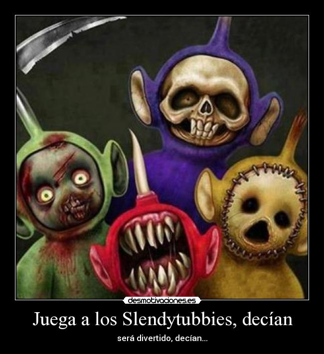 descargar slendytubbies pc