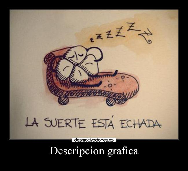 Descripcion grafica -