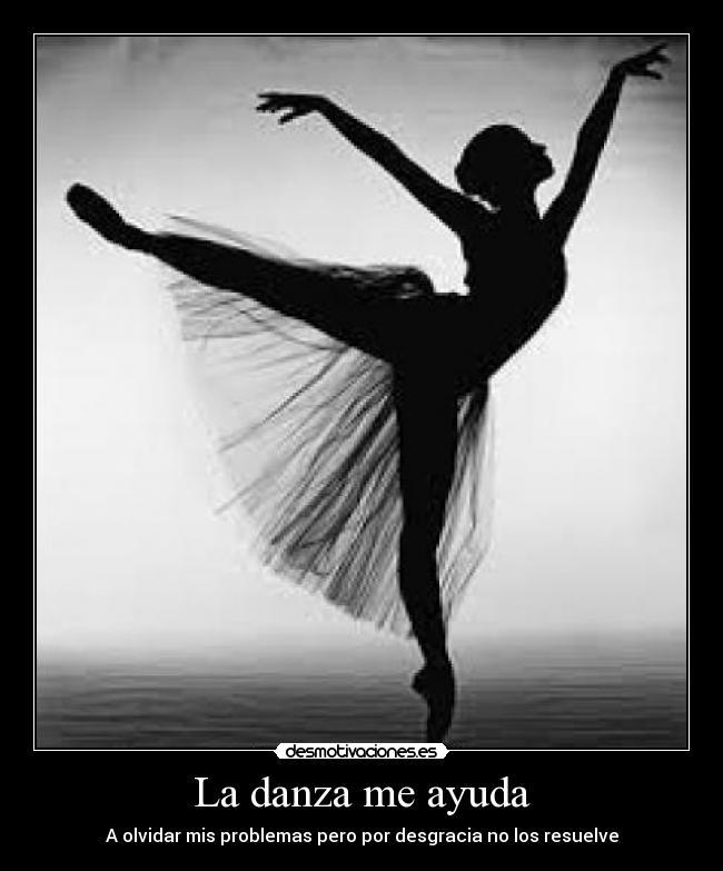 La Danza Me Ayuda Desmotivaciones