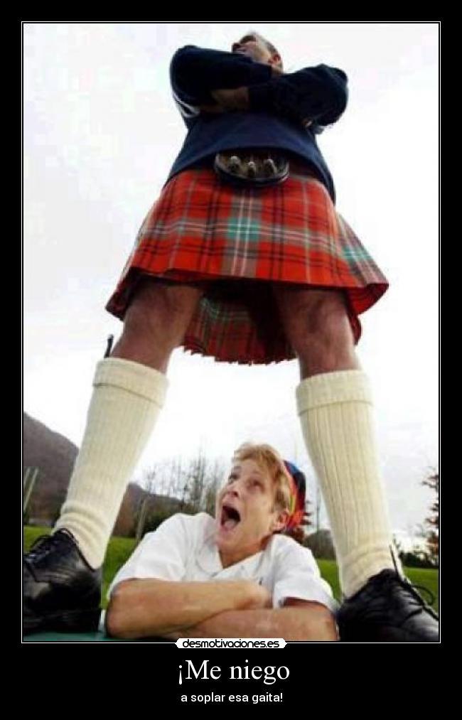 Юбка Шотландца