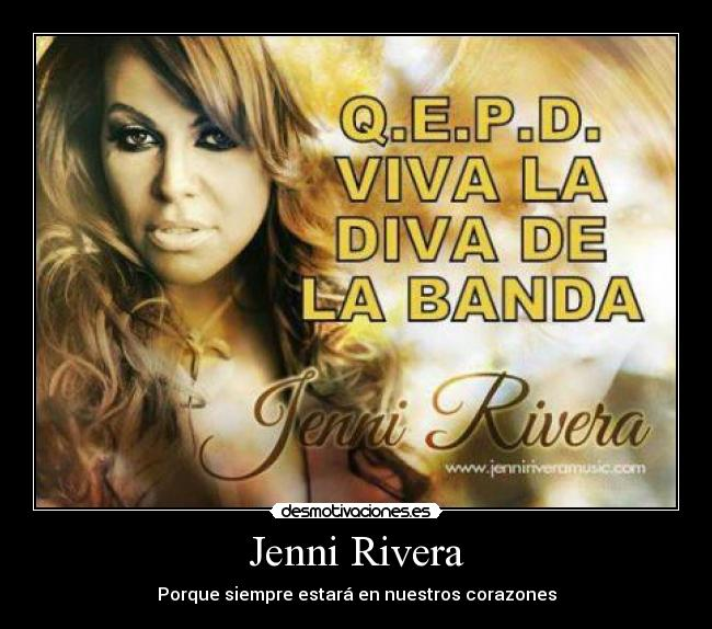 Jenni Rivera   Desmotivaciones