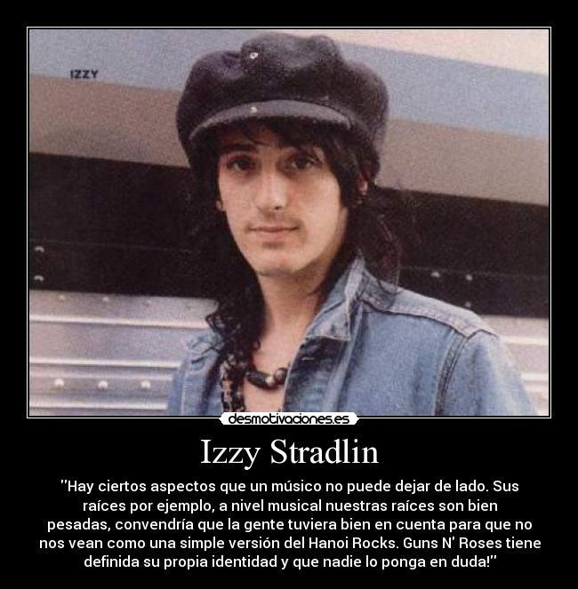 Izzy StradlinIzzy Stradlin 2013