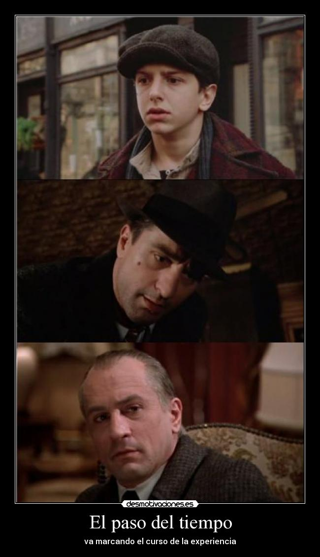 carteles minstekcinefilo once upon time america leone deniro echan menos actores como desmotivaciones