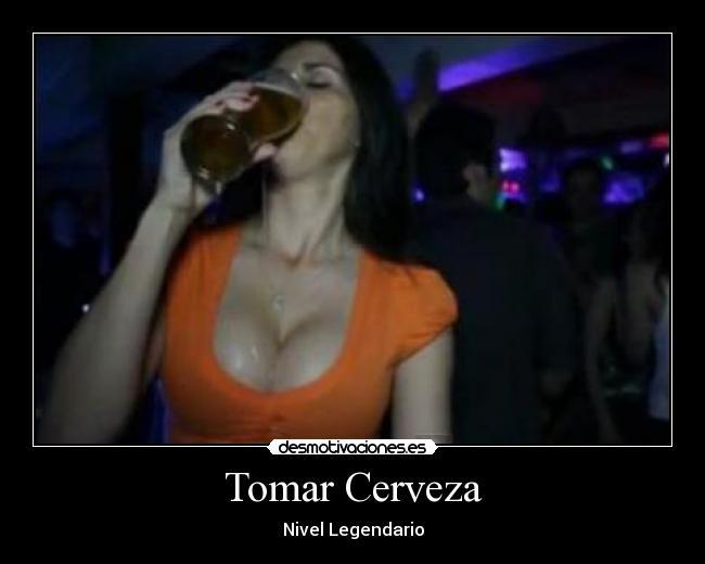 Como dejar a la mujer beber cerveza cada día