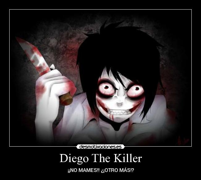carteles jeff the killer desmotivaciones desmotivaciones
