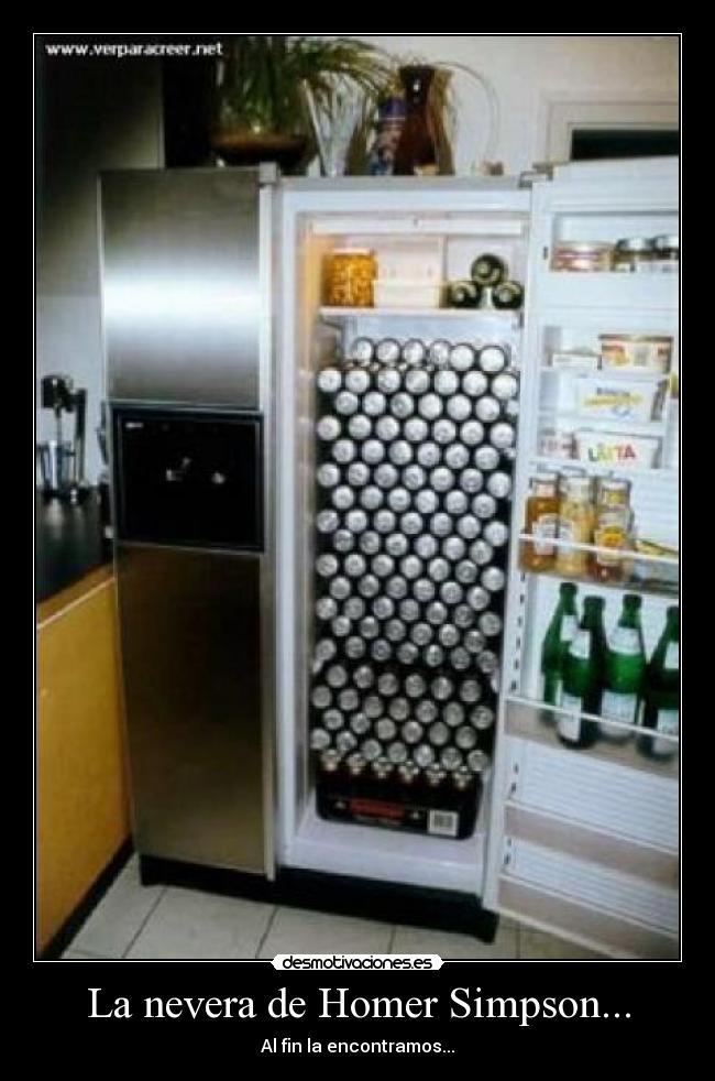 Im genes y carteles de cerveza pag 12 desmotivaciones - Nevera para cerveza ...