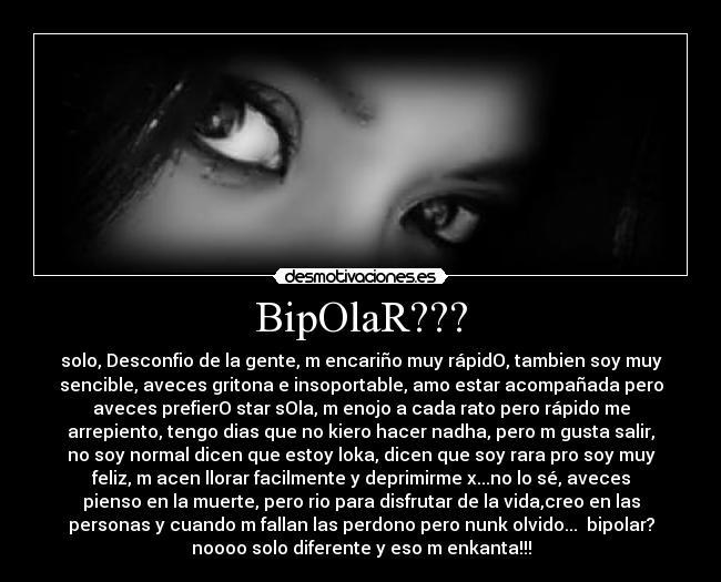 Bipolar Desmotivaciones