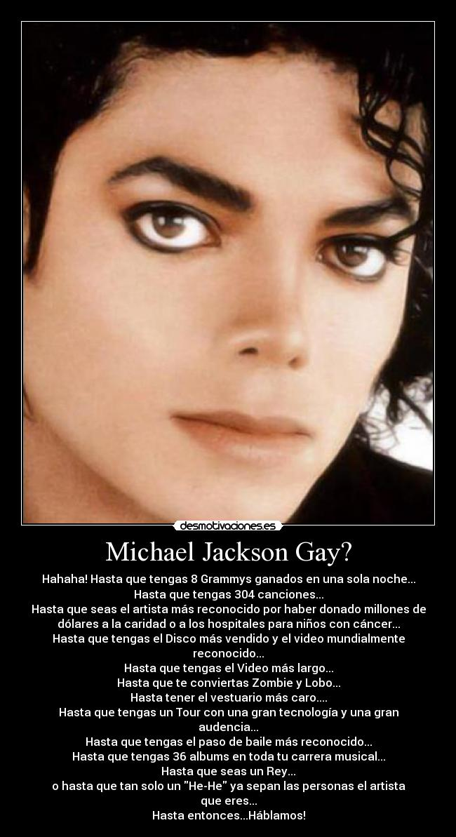 from Diego michael jackson era gay