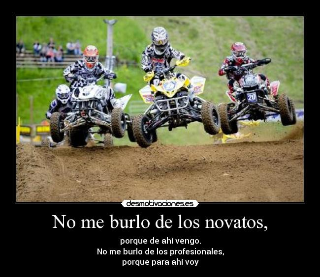 carteles quadraces quad motocross unicorniosfelices desmotivaciones