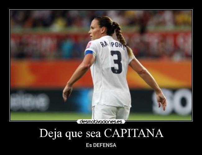 carteles futbol femenil desmotivaciones