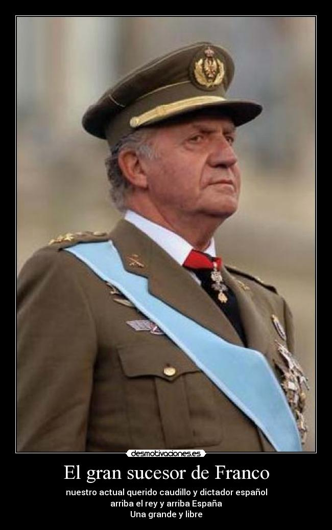 a brief history of the life of juan carlos i of spain Don juan carlos i, as king of the spanish people, became the chief of a social and democratic state of law, which moulded the constitution of 1978 in 2014 his son, king felipe vi, succeeded him to the throne.