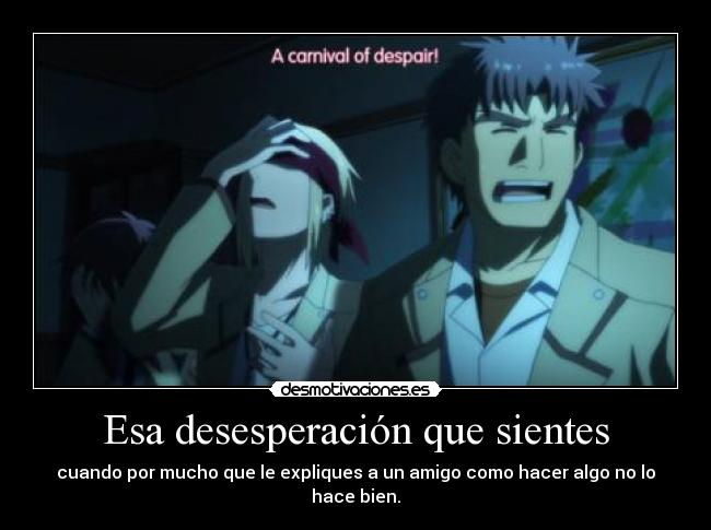 carteles harukaze anime gotian raptorhunters kirch theinmortals angel beats desmotivaciones