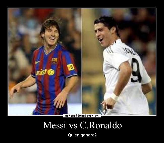 Messi Vs Cristiano Ronaldo Vs Kaka Vs Ronaldinho Taringa ...