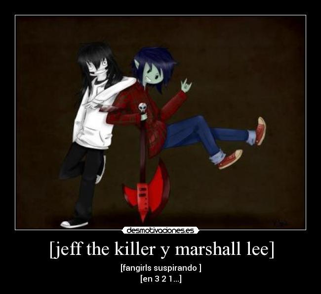 Anime Jeff The Killer and Jane