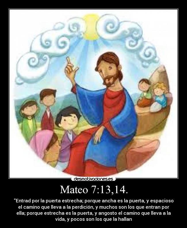 Resultado de imagen para Mateo 13,14-15