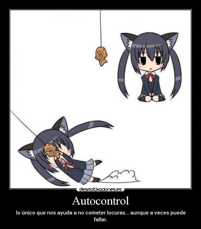 carteles klanotaku raptorhunter harukaze muwigaraklan anime azusa autocontrol locuras desmotivaciones