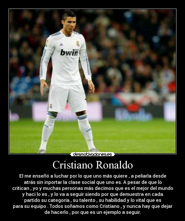 Download image Cristiano Ronaldo Desmotivaciones Es PC, Android ...