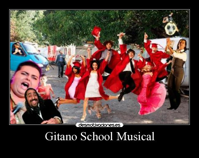 Gitano School Musical -
