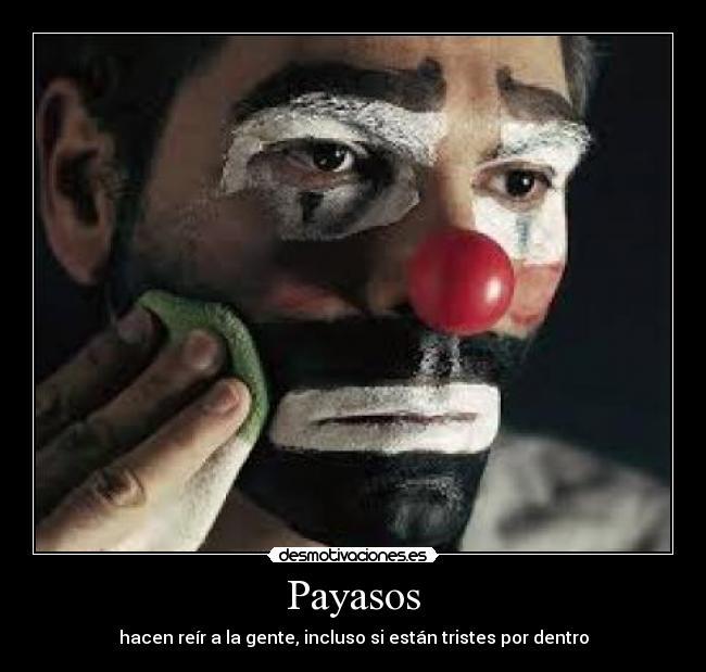 Imagenes De Payasos Tristes Related Keywords & Suggestions - Imagenes