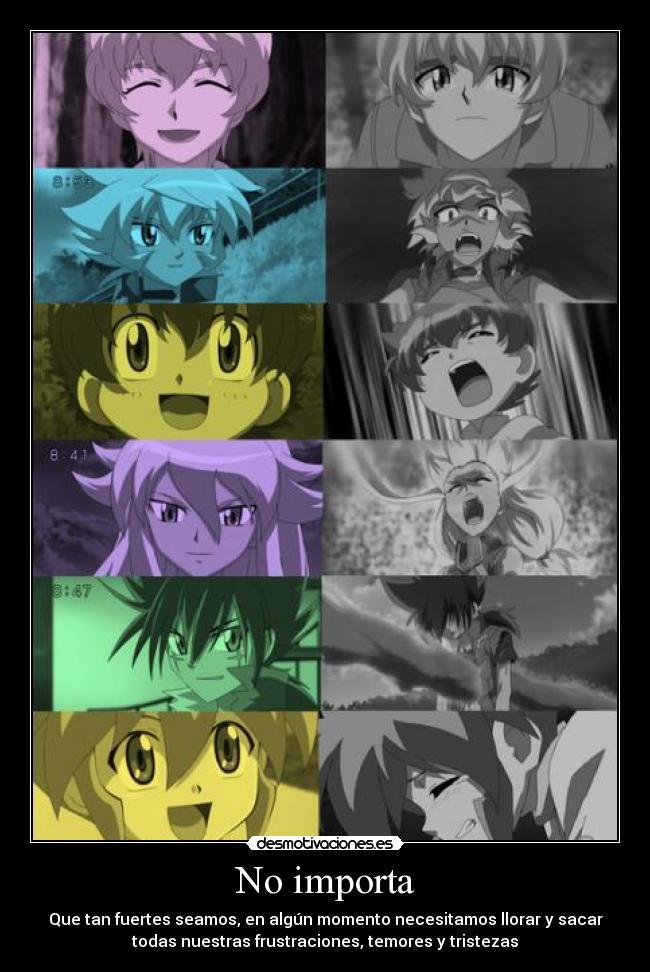 Beyblade Hikaru And Tsubasa Tsubasa Otori Hikaru