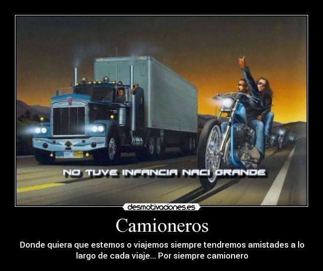 Camioneros Desmotivaciones
