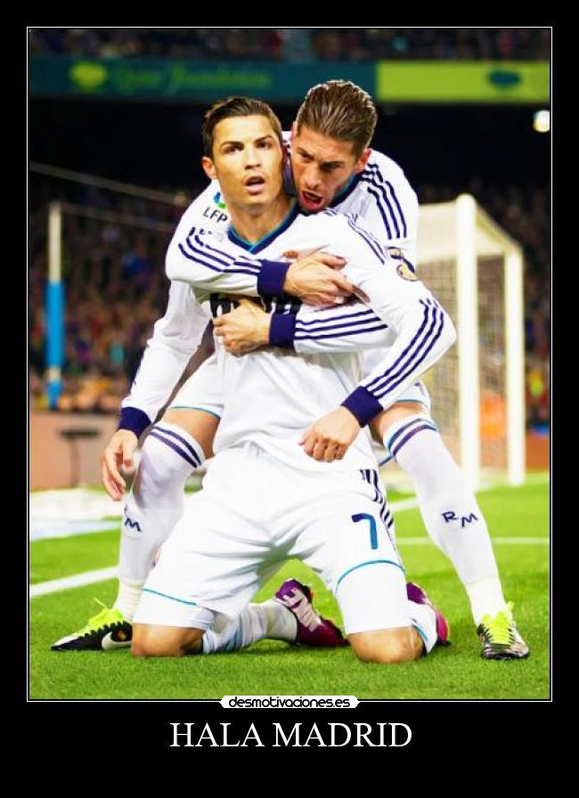 HALA MADRID -