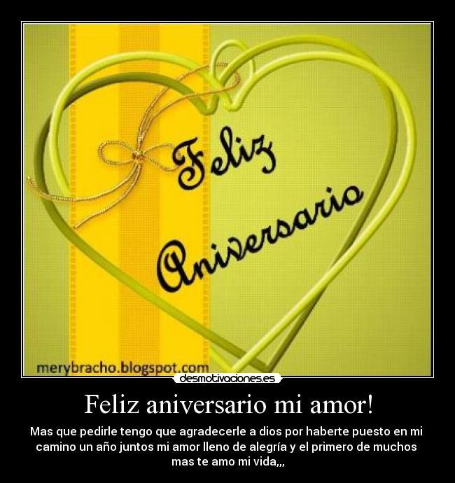 Feliz Aniversario mi Amor Tumblr Feliz Aniversario mi Amor