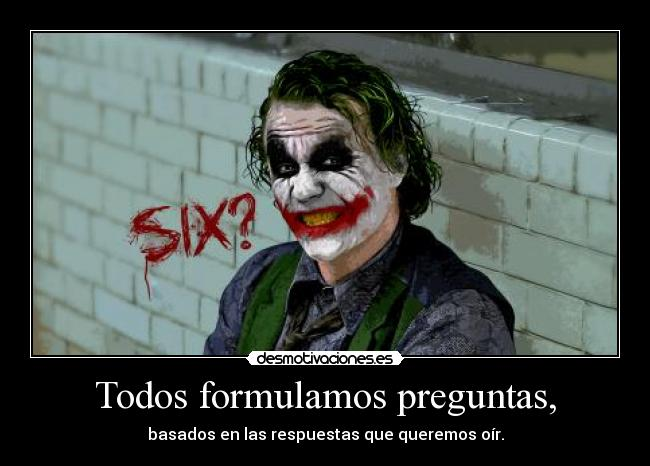 carteles the joker real life broken bones desmotivaciones