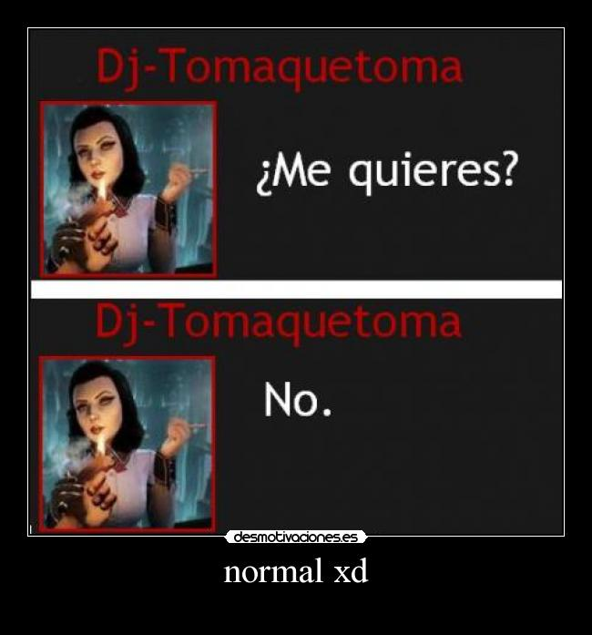 normal xd -
