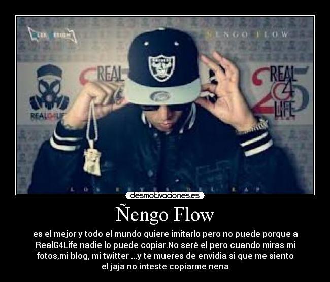 Engo Flow 2013 Frases Ñengo flow desmotivaciones