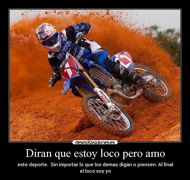 Motocross Amor Desmotivaciones | Todas Frases - Part 5