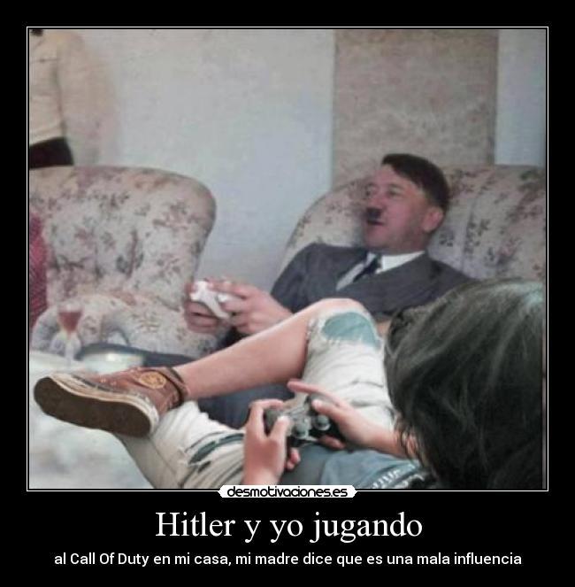 Citaten Hitler Xbox : Imágenes y carteles de call pag desmotivaciones