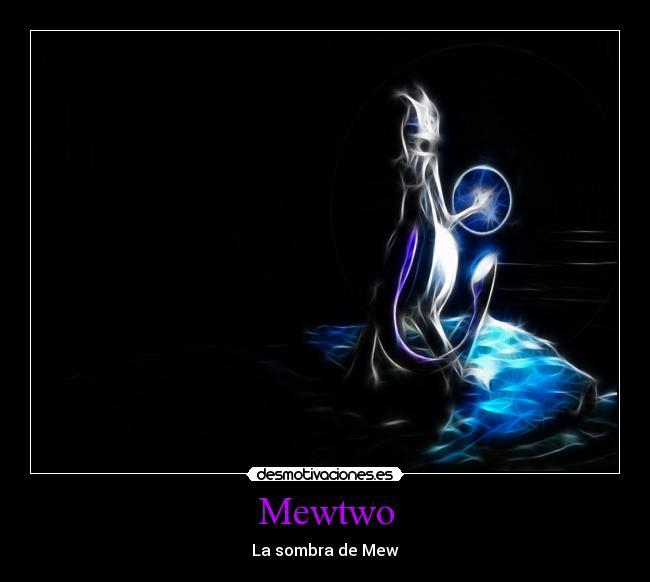 Mewtwo Desmotivaciones