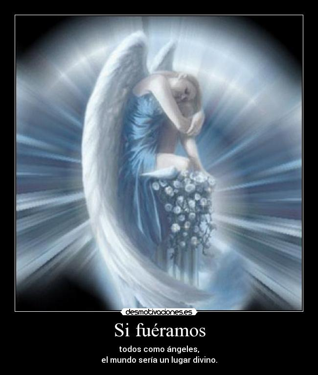 Alfa img - Showing > Hermosos Angeles Con Frases