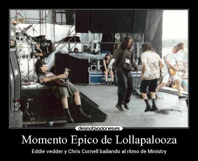 Ministry - Lollapaloza '92