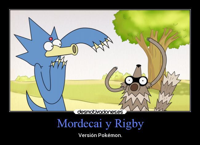 Mordecai Rigby Hmm Version Mordecai Rigby