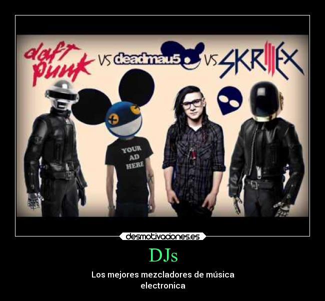 musica los mejores dj:
