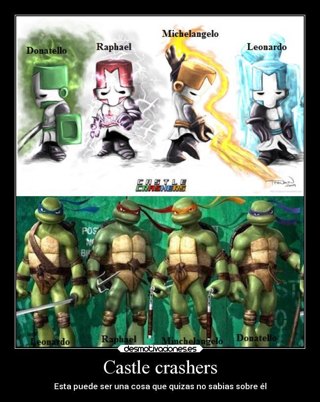 Castle crashers desmotivaciones - Castle crashers anime ...