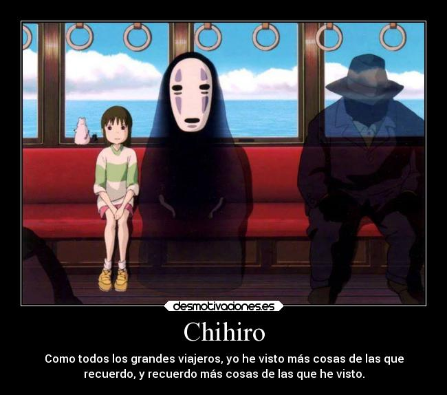el viaje de chihiro letra: