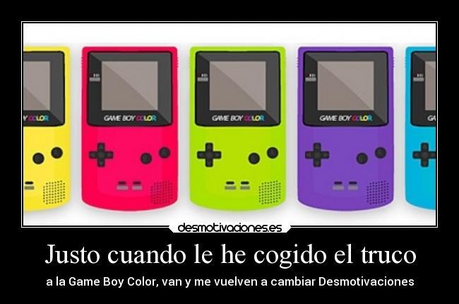 Truco Game Boy Color