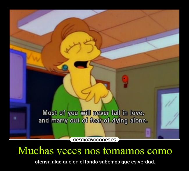 carteles will miss you edna desmotivaciones